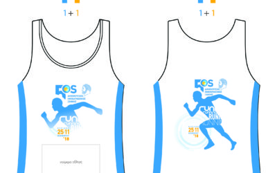 Παρουσίαση της αναμνηστικής τεχνικής μπλούζας του 5ου Δημοκρίτειου Ημιμαραθωνίου